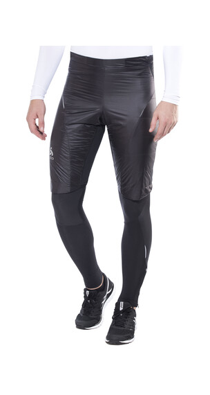 Odlo Loftone Primaloft Shorts Men black/odlo graphite grey